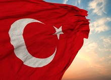 Turkey And The Turkish Flag, 3...