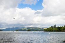 Windermere In Lake District, E...