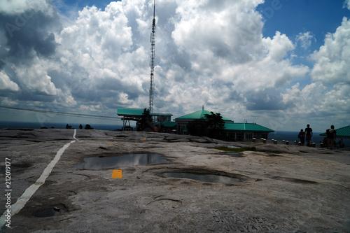 Photo  Stone Mountain Near Atlanta, GA