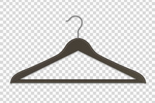 Clothes  Hanger Isolated