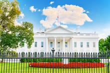 Washington, USA, The White Hou...