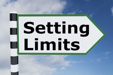Setting Limits Concept