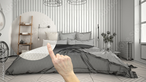 Hand Pointing Interior Design Project Home Project Detail Deciding Stunning Really Cool Bedrooms Minimalist Remodelling