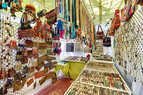 Fotografie, Obraz  Hippy market of Ibiza Island. Spain