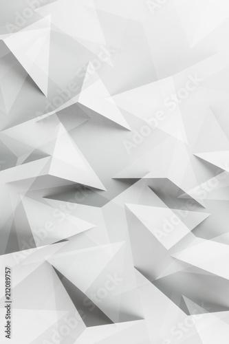 biale-trojkaty-w-kompozycji-3d