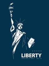 Statue Of Liberty USA, 2018, P...