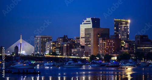 Foto op Canvas Texas Boston