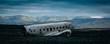 Abgestürzte DC3 - Süden von Island