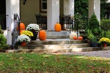 Seasonal House Outdoor Decorat...