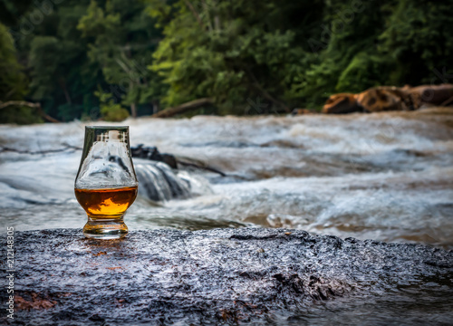 Photo Whisky On The River