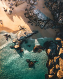 Aerial coastal paradise - 212177976
