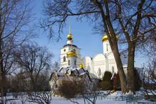Borisoglebsky Dmitrovsky Monastery In Dmitrov, Russia