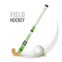 Field Hockey Competitive Game ...