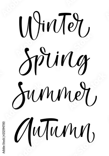 zima-wiosna-lato-jesien