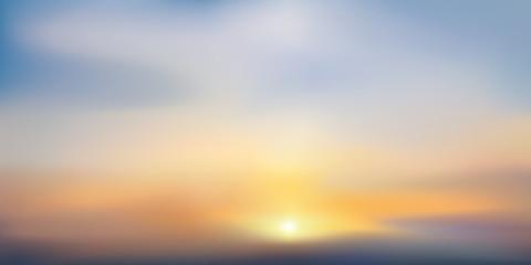 coucher de soleil - soleil couchant - lever de soleil - fond - ciel - soleil - crépuscule - ensoleillé