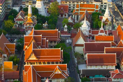 Photo  Thai temple