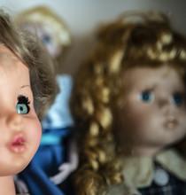 Bambole Con Gli Occhi Aperti