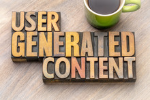 User Generated Content - Word ...