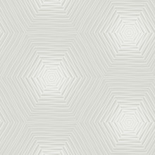 Illustration Art Of Beautiful Seamless Geometric Kaleidoscope  Abstract Pattern Or Texture In White And Grayscale Monochrome Or Monotone Color For Background, Backdrop, Or Wallpaper.