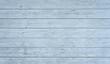canvas print picture - Holz Planken Hintergrund Textur hell grau Blau Bretter Horizontal Textfreiraum