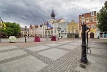 Rynek Główny I Ratusz Miejsk...