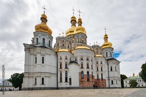 Deurstickers Kiev Kiev-Pechersk Lavra monastery in Kiev, Ukraine