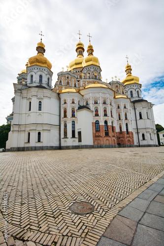 Fotobehang Kiev Kiev-Pechersk Lavra monastery in Kiev, Ukraine