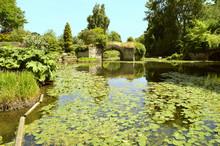 River Avon In Warwickshire