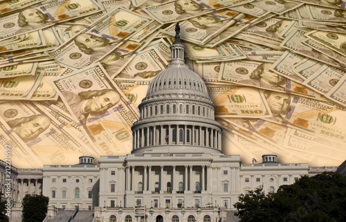Fotografía Congress Spending Your Money.