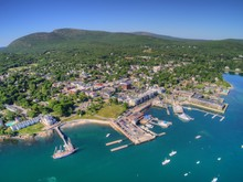 Bar Harbor Is A Tourist Town O...