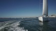 Sailing on the San Diego Bay