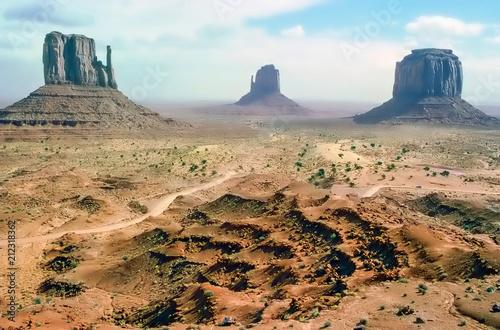 Foto op Canvas Arizona Monument Valley, Arizona