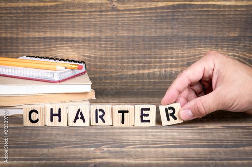 Papel de parede charter