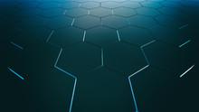 Dark Hexagons, Illustration