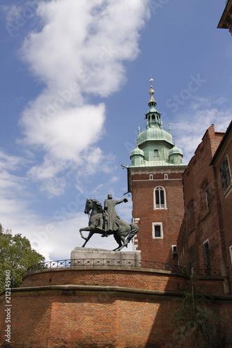 Cracovie - Cathédrale Wavel