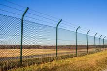 Fence Landscape Colored