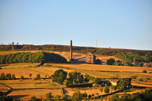 A Panoramic View Of The Villag...