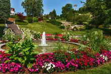 Park Of Nyon - Switzerland
