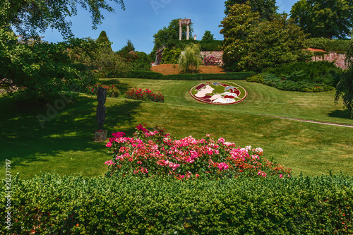 Park Of Nyon Switzerland Buy This Stock Photo And Explore Similar Images At Adobe Stock Adobe Stock