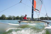Enjoying Extreme Sailing With ...