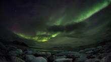 Enchanted Northern Lights Over...