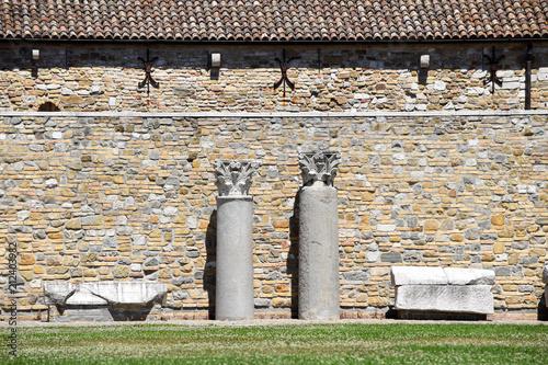 Aquileia Friuli venezia giulia Ակվիլեիա Аквилея  阿奎萊亞 Aquilee آکویلیا Akwileja Α Wallpaper Mural