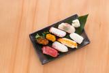 Fototapeta Tęcza - お寿司