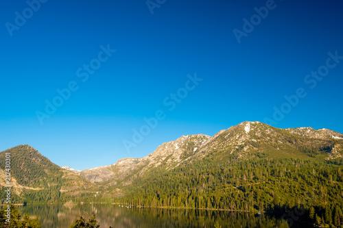 Deurstickers Verenigde Staten Lake Tahoe landscape - California, USA
