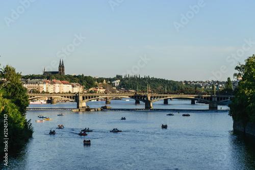 Plakat Kościół Świętego Piotra i Pawła w Vyshehrad, Praga