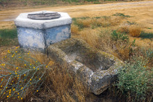 Abandoned Ancient Trough For C...