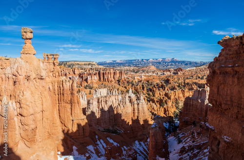 Papiers peints Cappuccino Scenic Bryce Canyon National Park Utah