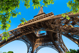 Fototapeta Fototapety z wieżą Eiffla - Park of Paris