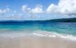 """canvas print picture - Ferien, Tourismus, Sommer, Sonne, Strand, Meer, Glück, Entspannung, Meditation: Traumurlaub an einem einsamen, karibischen Strand :)"""""""