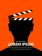 Movie And Film Modern Retro Vi...
